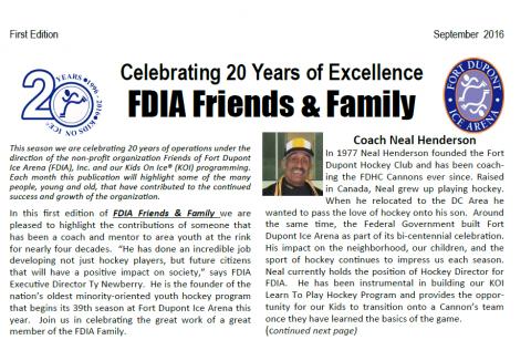 FDIA Friends & Family - Sept.16
